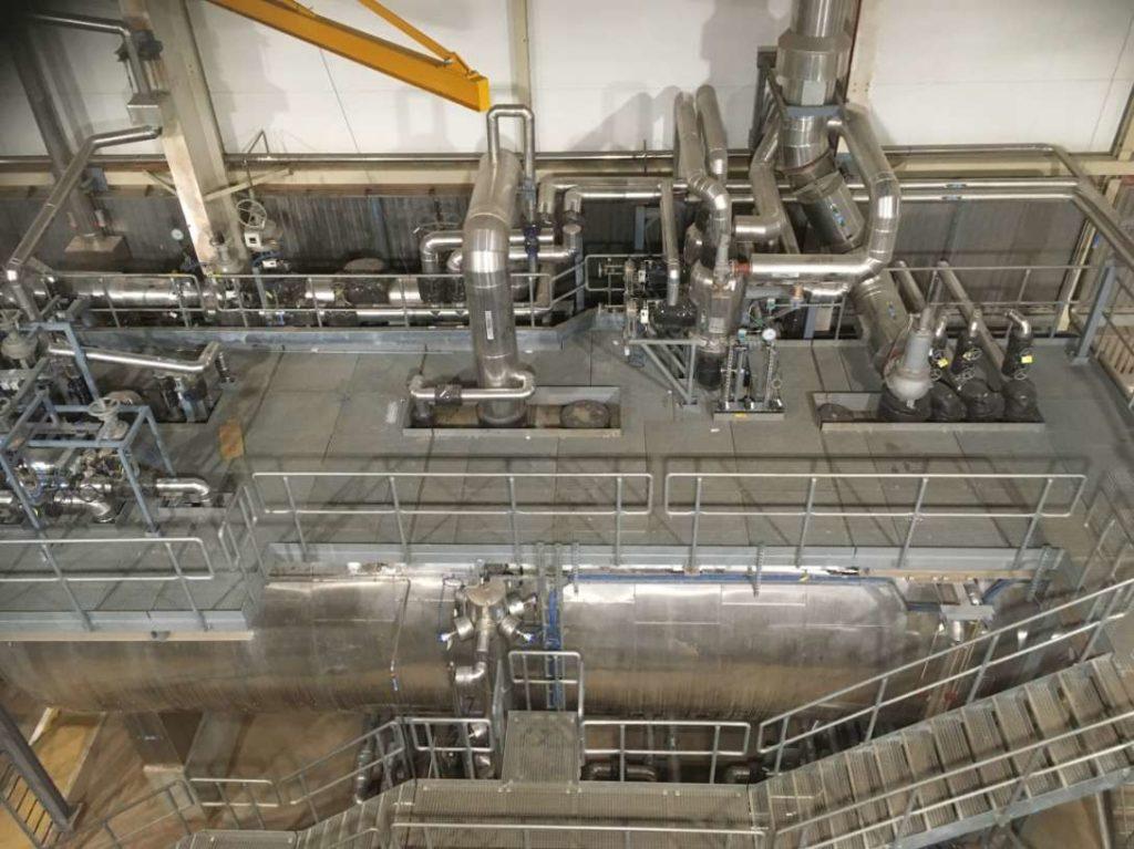 isoliermatratzen-kraftwerk